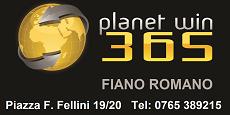 Planet Win 365 Fiano Romano