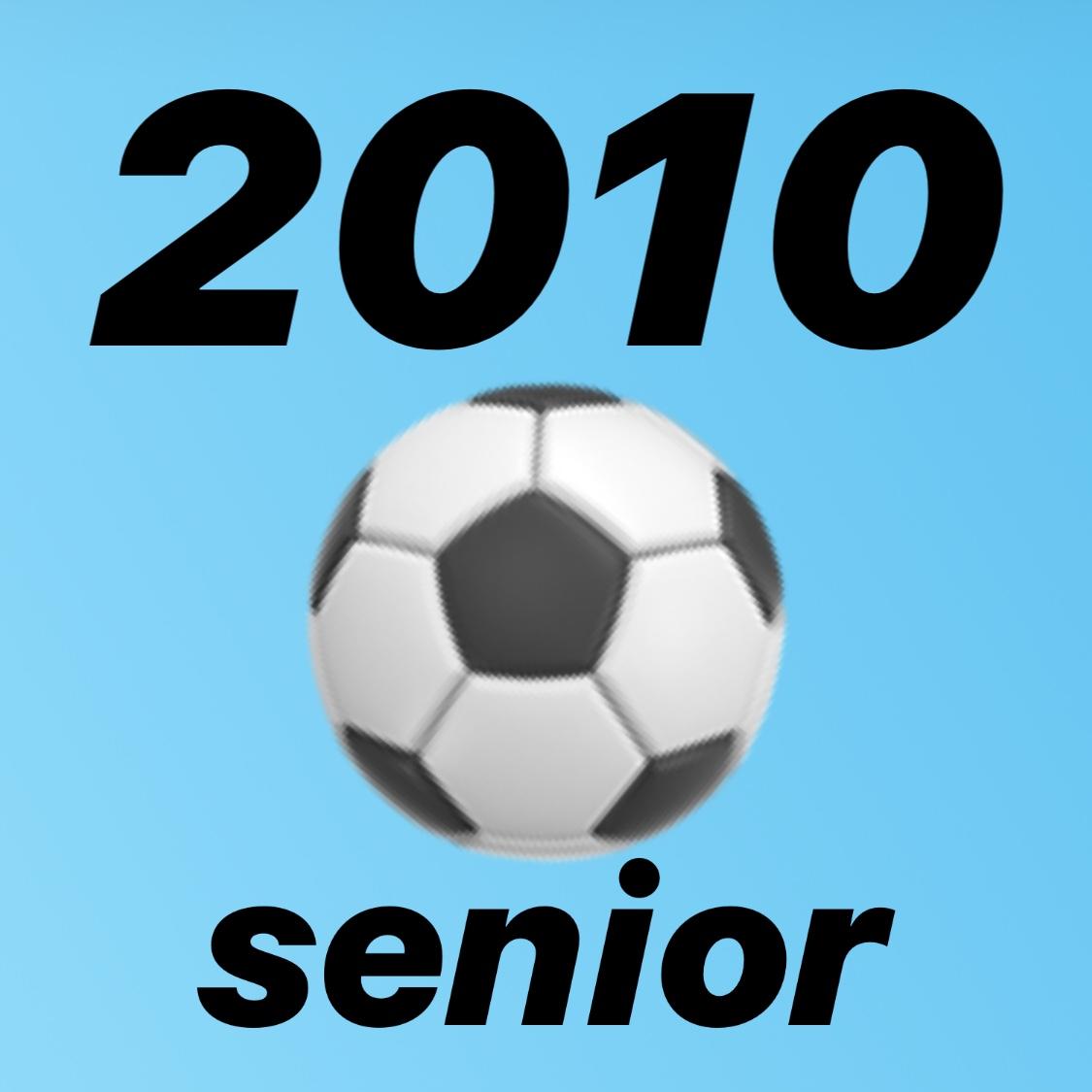 2010 Senior