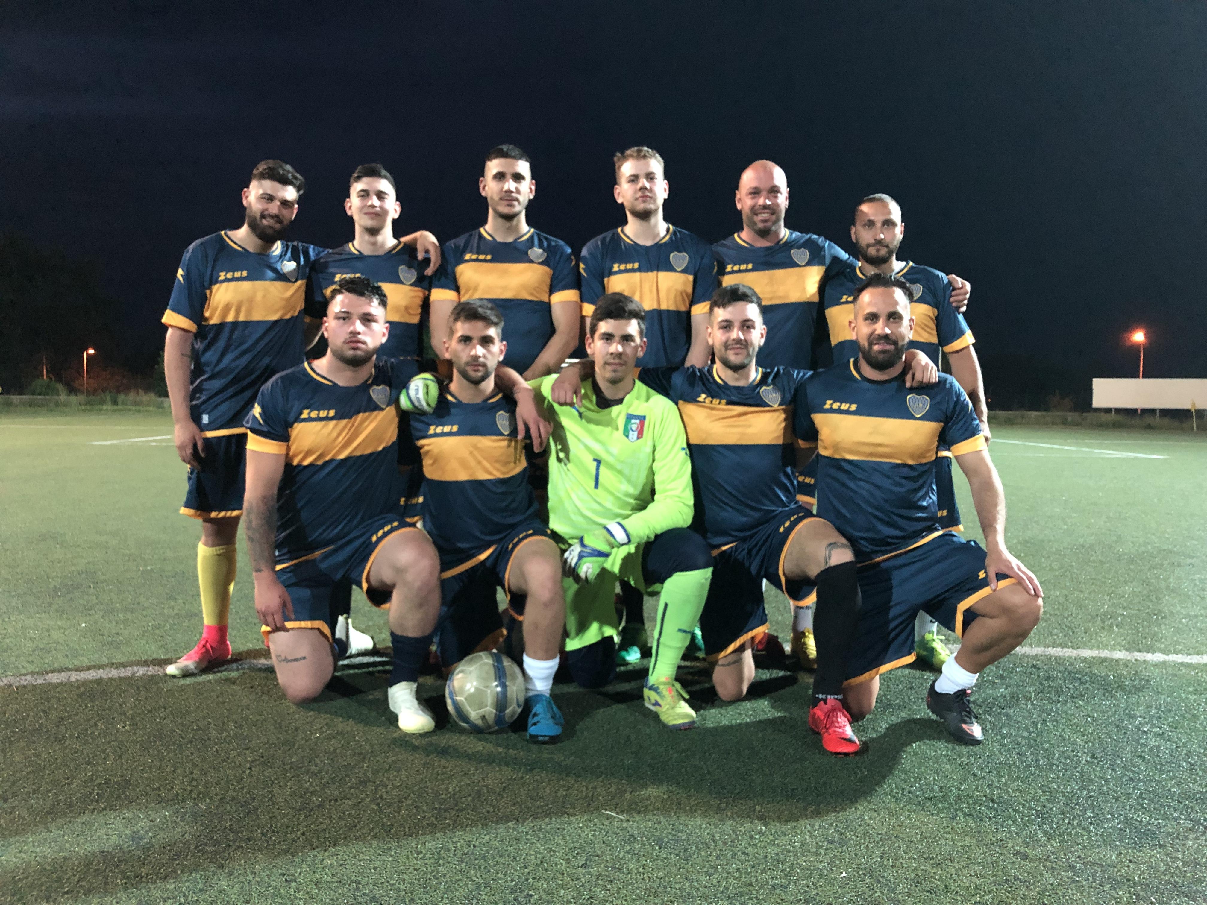 C8 Boca Juniors